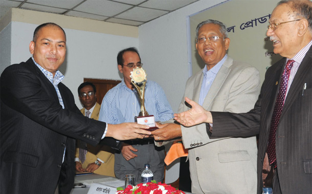 National Productivity and Quality Excellence Award-2012